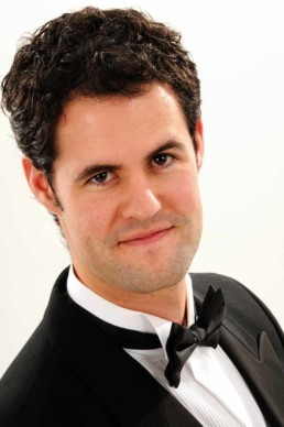 Stephen Chambers, New Zealand Tenor – 2nd place in 2013 Veronica Dunne International Singing Competition (VDISC) in Dublin, Ireland