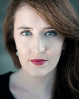 Gemma Ní Bhriain, Irish Mezzo-Soprano – 4th place in 2013 Veronica Dunne International Singing Competition (VDISC) in Dublin, Ireland – Photo by Artan Hursever