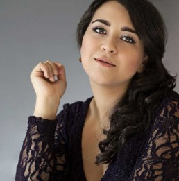 Adriana Gonzalez, Guatemala Soprano – 3rd place in 2016 Veronica Dunne International Singing Competition (VDISC) in Dublin, Ireland