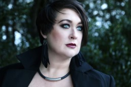 Orla Boylan, Irish Soprano – Winner of 1995 Veronica Dunne International Singing Competition (VDISC) in Dublin, Ireland – Photo by Frances Marshall