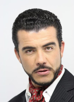 Dante Alcala, Mexican Tenor – 6th place 2007 Veronica Dunne International Singing Competition (VDISC) in Dublin, Ireland – Photo by Frances Marshall