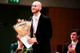 VDISC Final 2019 – Theodore Platt, Baritone (Photo Marshall Light Studio)