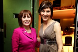 VDISC Final 2019 – With Minister Josepha Madigan and Liz Nolan (Photo Marshall Light Studio)